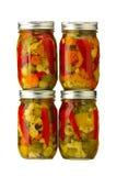 παστωμένα λαχανικά Στοκ Εικόνα