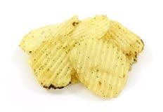 πατάτα κρεμμυδιών κρέμας τ&sigm Στοκ Φωτογραφίες