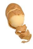 Πατάτα με το δέρμα Στοκ εικόνες με δικαίωμα ελεύθερης χρήσης