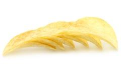 πατάτα σωρών τσιπ Στοκ φωτογραφίες με δικαίωμα ελεύθερης χρήσης