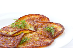 πατάτα τηγανιτών Στοκ Φωτογραφία