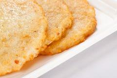 πατάτα τηγανιτών Στοκ φωτογραφίες με δικαίωμα ελεύθερης χρήσης