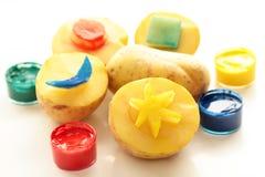 πατάτα Στοκ Εικόνες