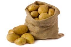 πατάτες ακατέργαστες Στοκ φωτογραφία με δικαίωμα ελεύθερης χρήσης