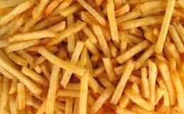 πατάτες τηγανιτών πατατών Στοκ Εικόνες