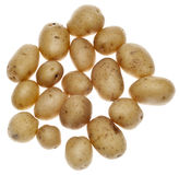 πατάτες ψαριών στοκ εικόνα με δικαίωμα ελεύθερης χρήσης