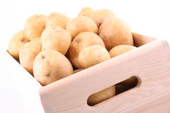 πατάτες στοκ εικόνα με δικαίωμα ελεύθερης χρήσης