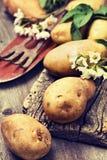 Πατάτες Στοκ φωτογραφία με δικαίωμα ελεύθερης χρήσης