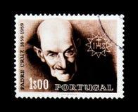 Πατέρας Cruz 1859-1948, serie, circa 1960 Στοκ φωτογραφία με δικαίωμα ελεύθερης χρήσης