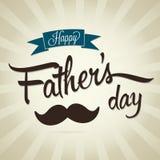 πατέρες ημέρας ευτυχείς Στοκ φωτογραφία με δικαίωμα ελεύθερης χρήσης
