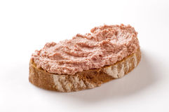 πατέ ψωμιού στοκ εικόνες με δικαίωμα ελεύθερης χρήσης
