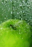 παφλασμός μήλων Στοκ εικόνες με δικαίωμα ελεύθερης χρήσης