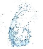 Παφλασμός ύδατος Στοκ Εικόνες