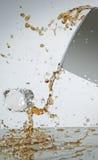 Παφλασμός 02 Στοκ φωτογραφία με δικαίωμα ελεύθερης χρήσης