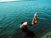 παφλασμός Στοκ φωτογραφία με δικαίωμα ελεύθερης χρήσης