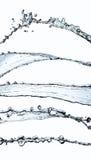 Παφλασμός νερού Στοκ Εικόνες