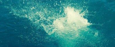 Παφλασμός νερού Στοκ φωτογραφίες με δικαίωμα ελεύθερης χρήσης