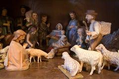 παχνί Χριστουγέννων Στοκ Εικόνα