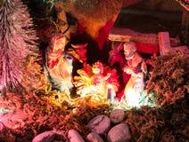 Παχνί Χριστουγέννων Στοκ εικόνες με δικαίωμα ελεύθερης χρήσης