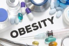 παχυσαρκία στοκ φωτογραφία