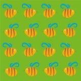 Παχύ bumblebee Στοκ φωτογραφίες με δικαίωμα ελεύθερης χρήσης