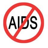 Παύση του AIDS Στοκ φωτογραφίες με δικαίωμα ελεύθερης χρήσης