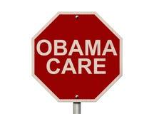 Παύση Obamacare Στοκ φωτογραφία με δικαίωμα ελεύθερης χρήσης