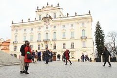 Παλάτι Αρχιεπισκόπου Στοκ Φωτογραφία