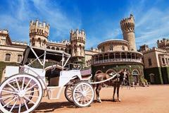 Παλάτι βασιλιάδων στοκ φωτογραφίες με δικαίωμα ελεύθερης χρήσης
