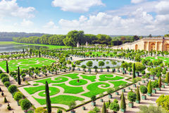 Παλάτι Βερσαλλίες, βασιλικός θερμοκήπιο πορτοκαλιών. Στοκ φωτογραφία με δικαίωμα ελεύθερης χρήσης