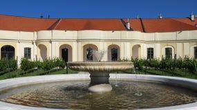 Παλάτι Βιέννη Shoenbrunn Στοκ Εικόνα