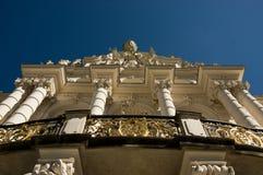 παλάτι 03 Γερμανίας linderhof Στοκ Φωτογραφία