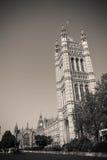 Παλάτι Γουέστμινστερ, Big Ben στο Λονδίνο, Ηνωμένο Βασίλειο Στοκ φωτογραφία με δικαίωμα ελεύθερης χρήσης
