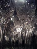 Παλάτι γυαλιού Στοκ εικόνα με δικαίωμα ελεύθερης χρήσης