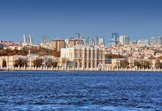 Παλάτι Ιστανμπούλ Dolmabahce Στοκ Φωτογραφίες