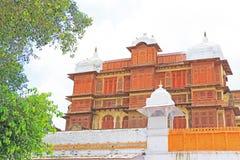Παλάτι και λόγοι Ινδία Kota στοκ εικόνες