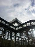 Παλάτι κρυστάλλου Στοκ Εικόνες