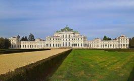 Παλάτι κυνηγιού Stupinigi Στοκ εικόνα με δικαίωμα ελεύθερης χρήσης