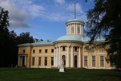 Παλάτι Μουσείο-κτήμα Arkhangelskoye Ρωσία Στοκ Φωτογραφία