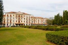 Παλάτι ξενοδοχείων Στοκ εικόνες με δικαίωμα ελεύθερης χρήσης