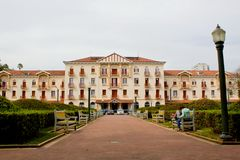 Παλάτι ξενοδοχείων Στοκ Φωτογραφίες