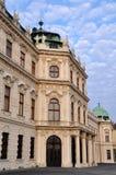 Παλάτι πανοραμικών πυργίσκων στη Βιέννη, Αυστρία Στοκ Φωτογραφίες
