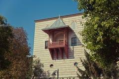 Παλάτι πασάδων του Ibrahim στο τετράγωνο ιπποδρόμων, Ιστανμπούλ Στοκ εικόνα με δικαίωμα ελεύθερης χρήσης