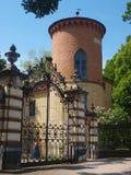 """Παλάτι περικοπών Å  aÅ """", Πολωνία στοκ εικόνα"""