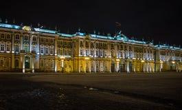 παλάτι Πετρούπολη τετραγ Στοκ Φωτογραφία
