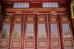 παλάτι πορτών βασιλικό Στοκ φωτογραφία με δικαίωμα ελεύθερης χρήσης