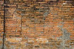 Παλάτι πορτών τούβλου Στοκ εικόνα με δικαίωμα ελεύθερης χρήσης