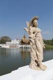Παλάτι πόνου κτυπήματος, Ayutthaya, Ταϊλάνδη στοκ φωτογραφία με δικαίωμα ελεύθερης χρήσης