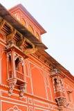 Παλάτι πόλεων στην Ινδία Στοκ Εικόνα