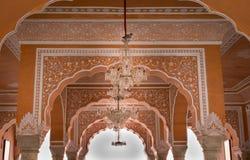 Παλάτι πόλεων του Jaipur Στοκ Φωτογραφία